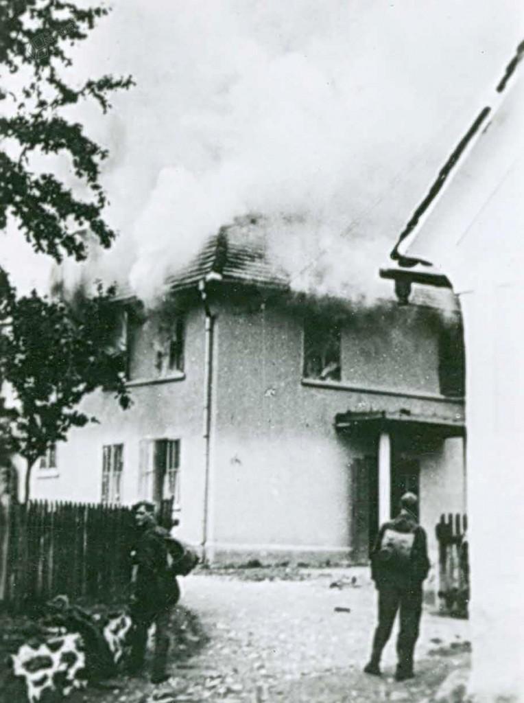 Napad na Ljubno, 31. 7. 1944