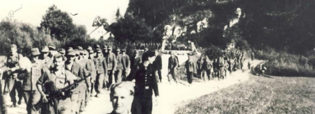 V Mozirju ujeti vermani, 13. 9. 1944