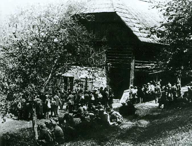 Šlandrova brigada po osvoboditvi Mozirja, Šmihel, september 1944