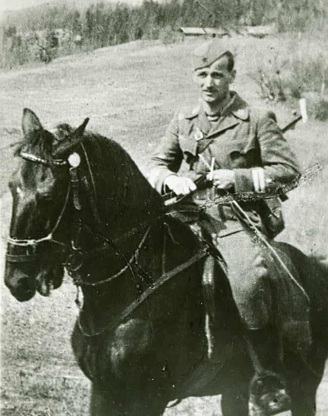 Franc Poglajen – Kranjc, v času osvobajanja Zgornje Savinjske doline komandant Četrte operativne cone