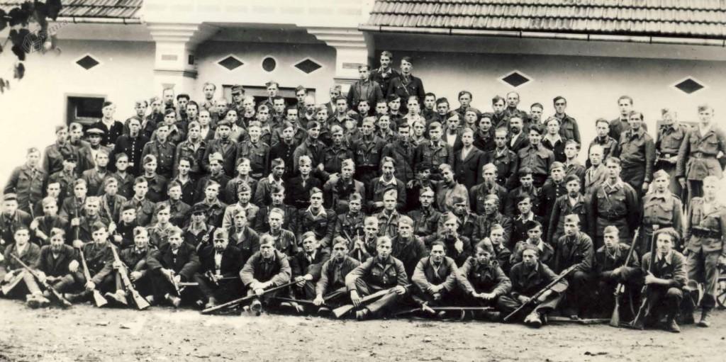 Zaščitni bataljon štaba Četrte operativne cone