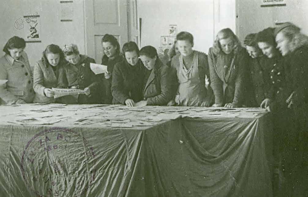 Razstava tiska in fotografij partizanskega fotografa Jožeta Petka, Gornji Grad, november 1944