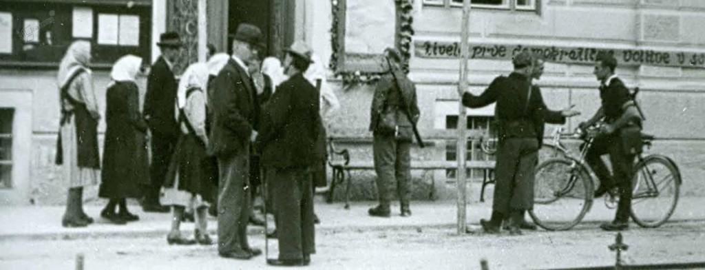 Volitve v krajevne narodnoosvobodilne odbore, Gornji Grad, oktober 1944