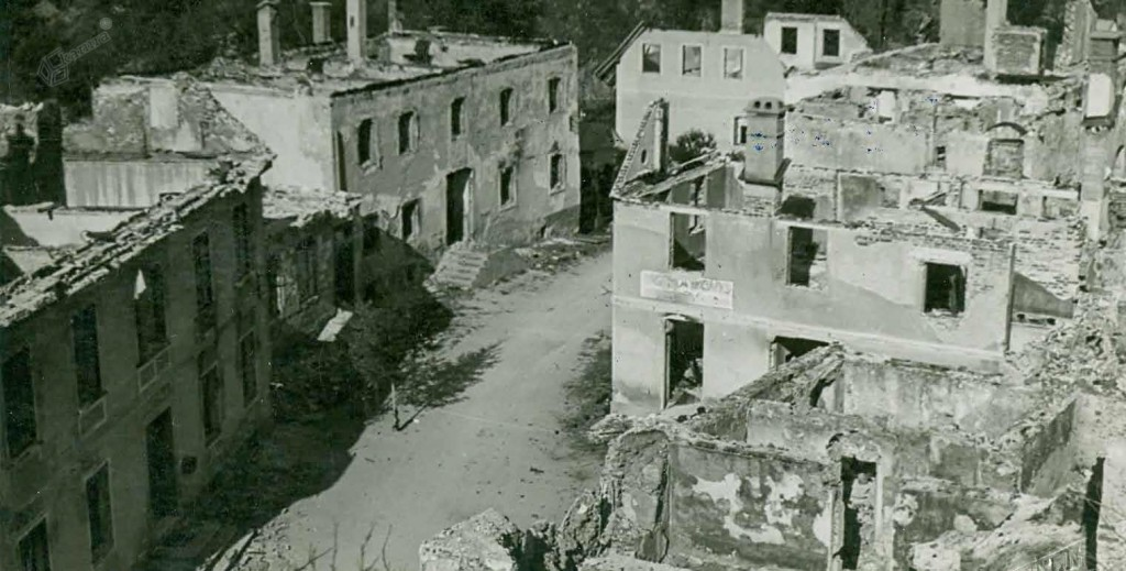 Gornji Grad po koncu nemške ofenzive