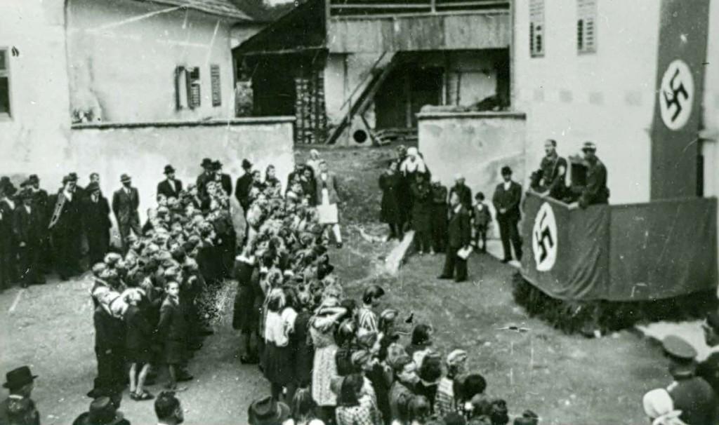 Okupacijsko zborovanje na Ljubnem