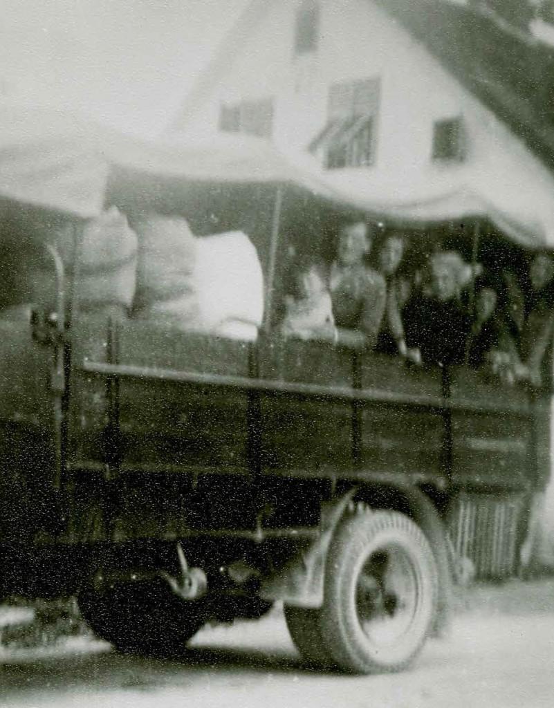 Izgon zavednih slovenskih družin iz Mozirja, junij 1941