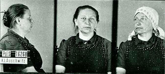 Marija in Stanislava Krajnc iz Bočne ter Marija Šarb iz Gornjega Grada, umrle v koncentracijskem taborišču Auschwitz novembra 1942