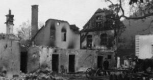 Spomini Frana Miklavca na požig Bočne 24. oktobra 1944