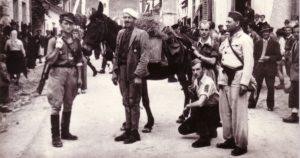 Okupator in borba proti njemu, 2. del: Narodno-osvobodilna borba v Gornji Savinjski dolini I
