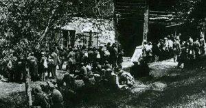 Osnutek šolske kronike v Šmihelu nad Mozirjem