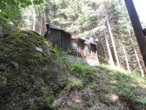 Plošča v Trački planini