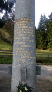 Spomenik Razborje