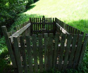 Grobišče pri Navršniku v Podveži 9