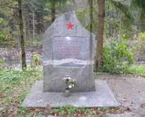Grobišče v Podveži pri Markovcu