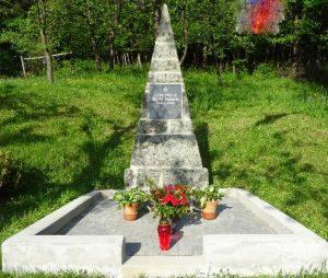 Spomenik na Brinovem hribu pri Gornjem Gradu