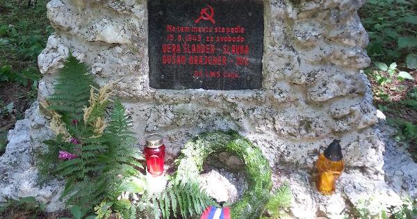 7. spominski pohod k spomenikom na Čreti